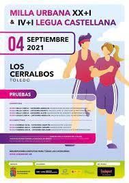 LEGUA CASTELLANA Y MILLA URBANA LOS CERRALBOS 2021