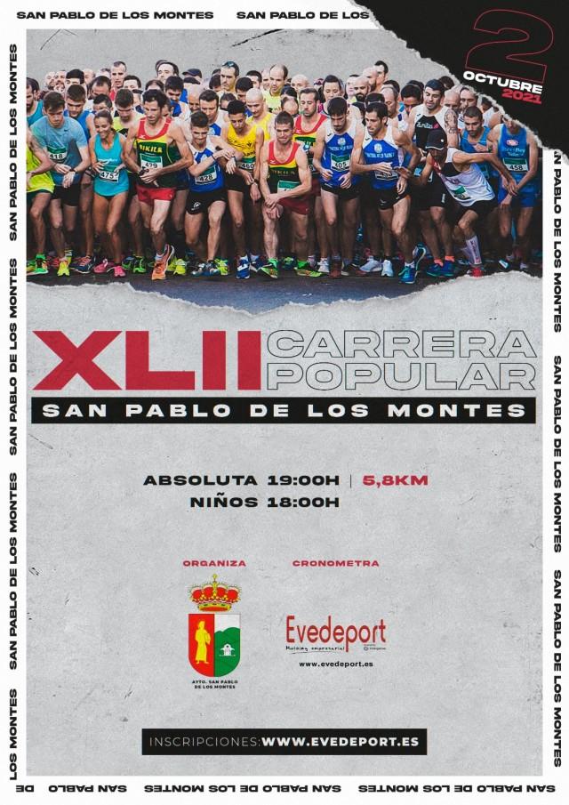 XLII CARRERA SAN PABLO DE LOS MONTES
